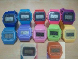 Relojes como Casio F91W de colores(12 modelos a elegir)