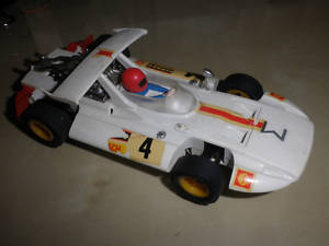 SIGMA blanco Scalextric EXIN