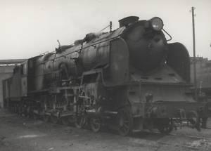 RENFE Spanish Railways Steam 241 04090 Miranda Del Ebro