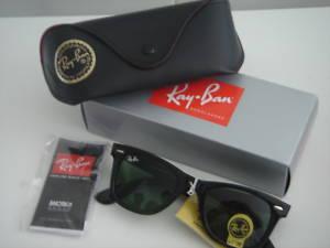 gafas ray ban clasicas negras