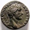 MQ Antoninus Pius DECENN III Sestertius SCARCE
