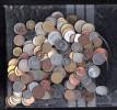 Importante lote de 158 monedas de 158 paises