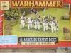 Warhammer   AL MUKTAR'S DESERT DOGS- Dogs of War -OOP