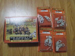 warhammer dogs of war Beorg Bearstruck bearmen of urslo