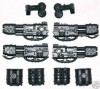 +WARHAMMER 40K BITS SM LAND RAIDER - REDEEMER SIDE GUNS