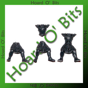 +WARHAMMER BITS HIGH ELF CHARIOT - 2x RIDERS BODIES