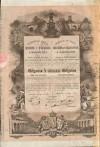 Ferro-Carriles MADRID Y ZARAGOZA Y A BARCELONA 1883