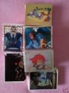 Panini Thundercats/Mask/Gi Joe/Transformers/Masters/Jem