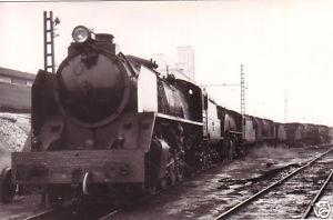 RENFE Spanish Railways Steam Locos 141F2261 Miranda 72