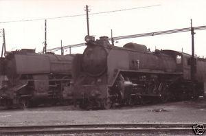 RENFE Spanish Railways Steam Locos 242F 241F Miranda 72