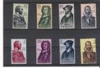 SELLOS DE ESPAÑA,NUM.1374/81*, EDIFIL,SERIE COMPLETA