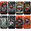 8 pcs Hard Back Skin Case Cover For Iphone 3g 3gs U1