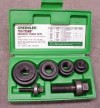 Greenlee 735BB Manual Knockout Punch Set Nice In Box.