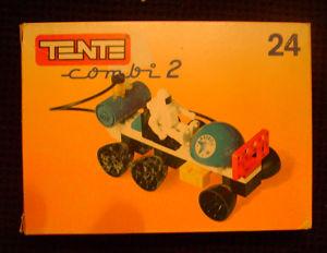 TENTE – combi 2 - 24 BUGGY LUNAR REF.0324, EXIN ,España