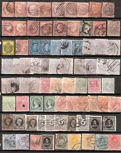 ESPAÑA /SPAIN COLECCION 1852/1958. MAS DE 700 SELLOS.