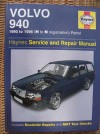 HAYNES MANUAL: VOLVO 940 - 1990 - 1996