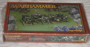 Warhammer Ruglud's Armoured Orcs & Goblins Dogs of War