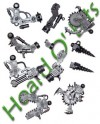 WARHAMMER 40K BITS ORK KILLA KANS- 3x CLOSE COMBAT ARMS