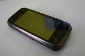 Nokia N97 Mini Orange