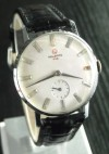 VINTAGE HELBROS 17J MECHANICAL MANUAL WIND UP MEN WATCH
