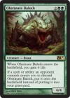 Obstinate Baloth x4 MTG 2011 Core M11 RARE Magic *MINT