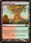 Rootbound Crag x4 MTG 2011 Core M11 RARE Magic *MINT