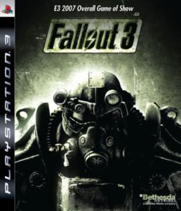 FALLOUT 3 PS3 PAL ESPAÑA COMO NUEVO IMPECABLE