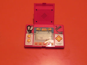 MAQUINA TIPO GAME & WATCH (CASIO) KUNG-FU FIGHT