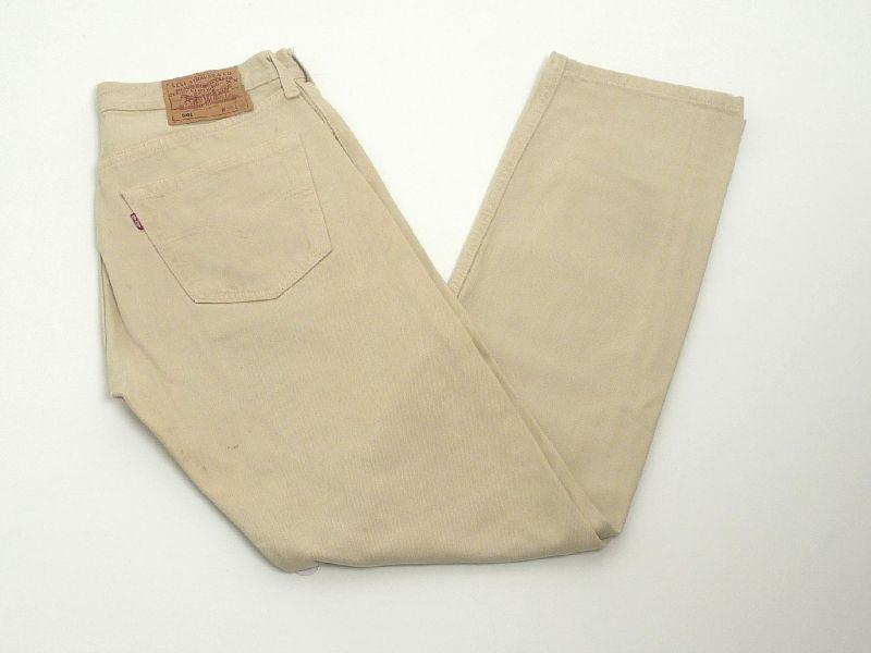 Hose Levi´s W Beige L 6 31 K227 Jeans 501 32 Eur 5 Levis 3132 w6dqtRR