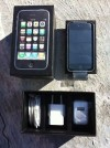 iphone 3GS 32gb negro impecable.