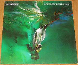 Outlaws - Los hombres Malo LP 1982 / TOP    ( 8 )