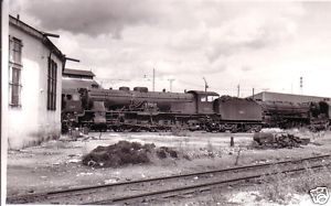 RENFE Spanish Railways Steam 241 2072 Miranda D Ebro 65