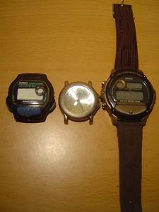 2 relojes CASIO y 1 Stylus Originales,