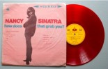 NANCY SINATRA how does that grab you? | TAIWAN RED WAX