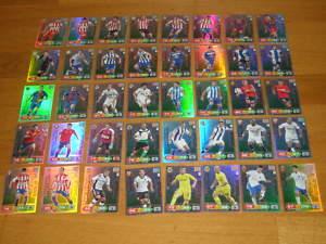 ADRENALYN XL Liga BBVA 2010-11 Los 40 Idolos