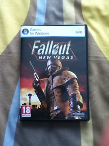 FALLOUT NEW VEGAS DVD PC