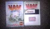 Nam C64 game floppy disk Commodore 64 SSI
