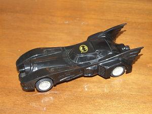 Scalextric car  Batmobile