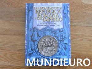 $MUNDIEURO$LAS MONEDAS DE LA REPUBLICA E IMPERIO ROMANO