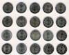 (PACK ESPECIAL) 20x Monedas 2009 2 Euros UME Conm. S/C