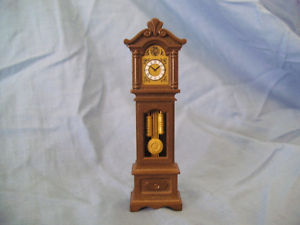playmobil Rare victorian grandfather clock