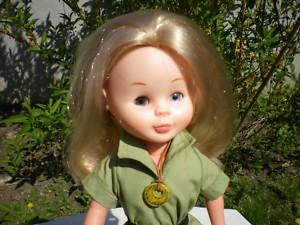 poupée mannequin NANCY de FAMOSA vintage