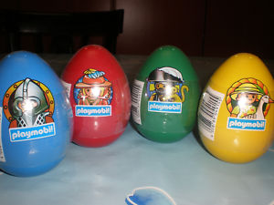 Huevos playmobil rfc. 4915