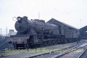 Railway Slide SPAIN 68r036 Mirundu de Ebro 241-2071
