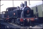 SPAIN RENFE O-6-0T #030-O235 MIRANDA de EBRO-ORIG K135
