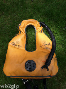 Vintage Nemrod Horse Collar BCD Complete and Working