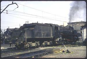 SPAIN RENFE 141F-2209 2-8-2 MIRANDA de EBRO-ORIG K135
