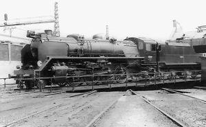 RENFE Spanish Railways Steam Loco 141 F 2262 Miranda 71