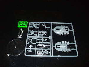 Warhammer 40K Necron Destroyer (New on sprue)