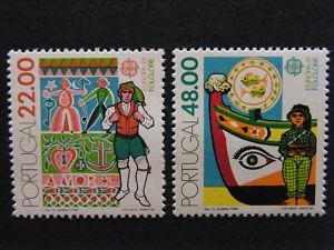 PORTUGAL 1981 - Europa CEPT - MNH